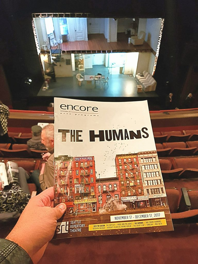 Attended the preview performance of The Humans on Broadway. Showed how stable lives can easily change for the worse. All dialogue and no plot. Felt like I was watching a play of Gilmore Girls talking constantly.